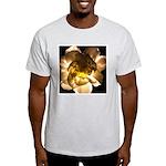 White Carnation Light T-Shirt