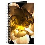White Carnation Journal