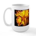 Yellow Daffodil Large Mug