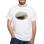 Hatching Daisy White T-Shirt