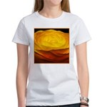 Yellow Ranunculus Women's T-Shirt