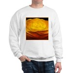 Yellow Ranunculus Sweatshirt