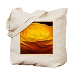 Yellow Ranunculus Tote Bag