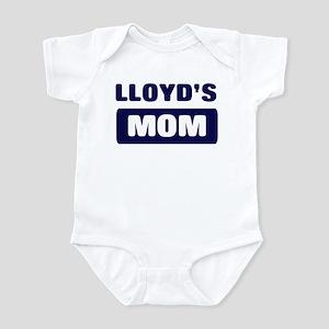 LLOYS Mom Infant Bodysuit