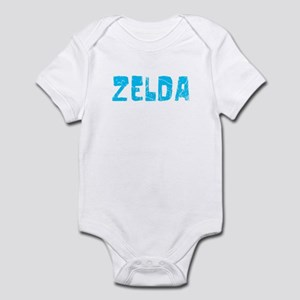 Zelda Faded (Blue) Infant Bodysuit