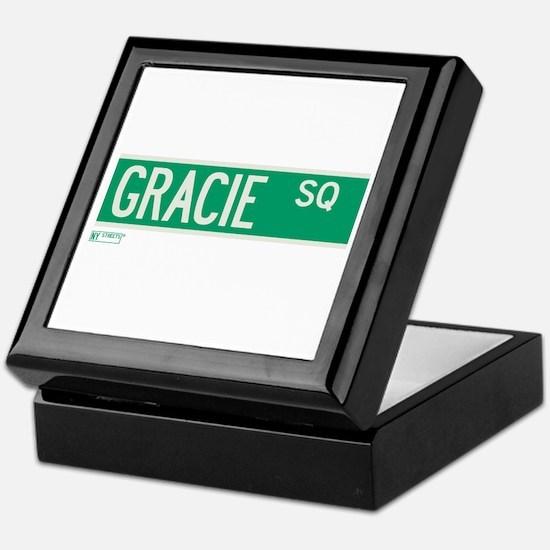 Gracie Square in NY Keepsake Box