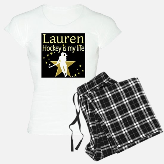 HOCKEY GIRL Pajamas