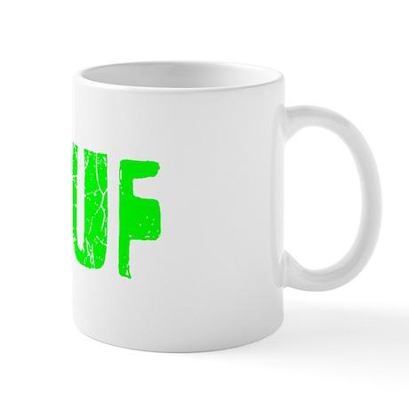 Yusuf Faded (Green) Mug