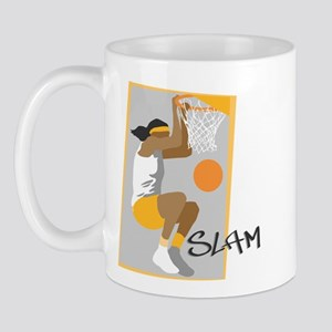 Woman Slam Dunk Mug