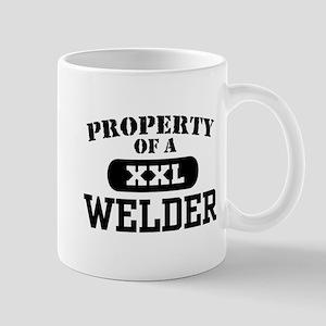 Property of a Welder Mug