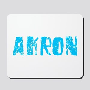 Akron Faded (Blue) Mousepad