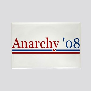 Anarchy '08 Rectangle Magnet