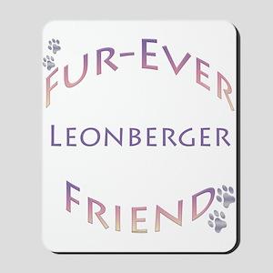 Leonberger Furever Mousepad