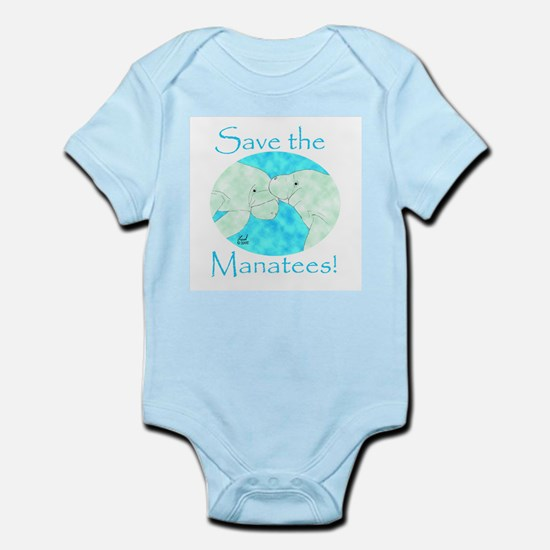 Save the Manatees Infant Creeper