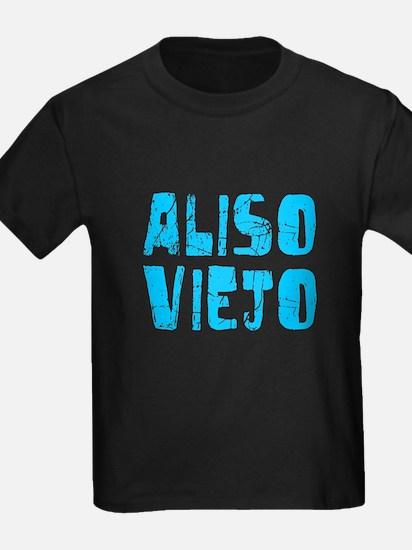 Aliso Viejo Faded (Blue) T