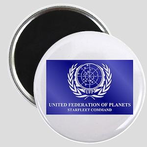 STAR TREK UFP-SFC Magnet