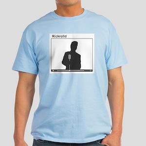 Rick Roll Light T-Shirt