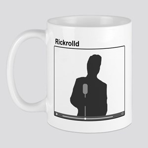 Rick Roll Mug
