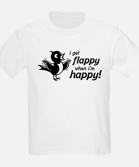 Flappy & Happy! T-Shirt