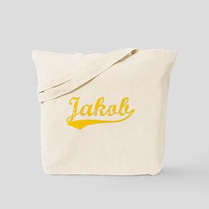 Vintage Jakob (Orange) Tote Bag
