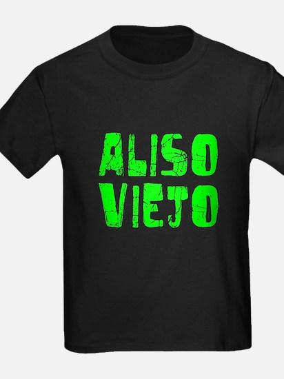 Aliso Viejo Faded (Green) T