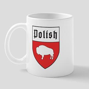 Buffalo Polish Crest Mug