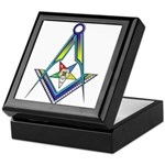 The S&C with the OES Star Keepsake Box