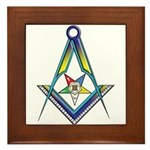 The S&C with the OES Star Framed Tile