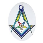 The S&C with the OES Star Ornament (Oval)