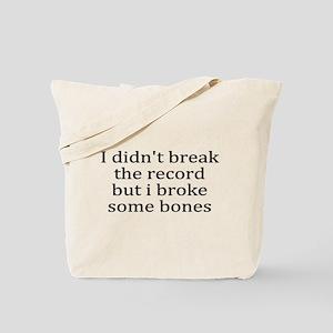 Injury Tote Bag