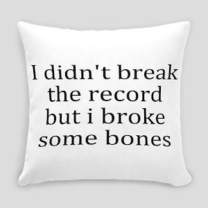 Injury Everyday Pillow