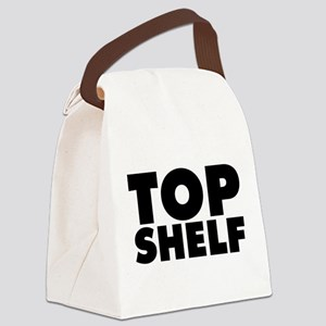 Top Shelf Canvas Lunch Bag