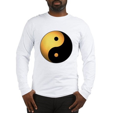 Yin Yang Long Sleeve T-Shirt