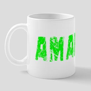 Amarillo Faded (Green) Mug