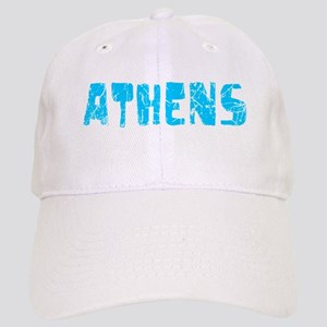 Athens Faded (Blue) Cap