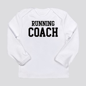 RUNNING Coach Long Sleeve T-Shirt