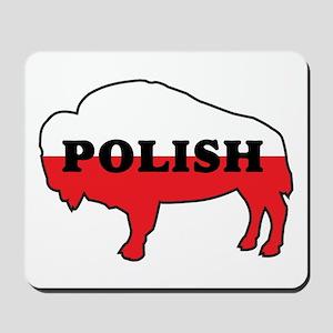 Buffalo Polish Mousepad