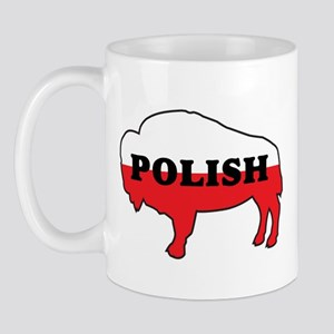 Buffalo Polish Mug