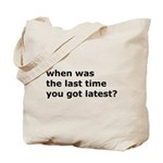 sourcecontrol Tote Bag