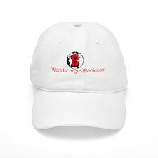 WorldsLargestBank.com Baseball Cap