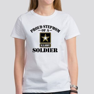 Army Stepmom Women's Classic T-Shirt