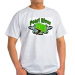 Pearl River  Ash Grey T-Shirt
