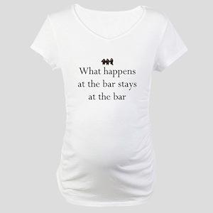 Bartender Maternity T-Shirt