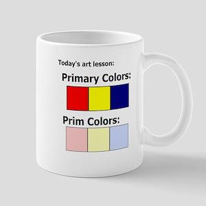 Prim Colors Mug