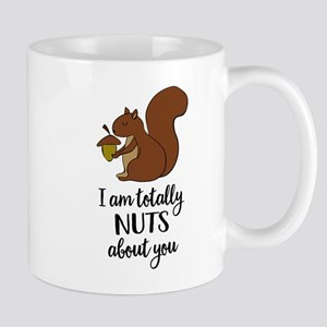 totally nuts Mugs