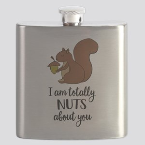 totally nuts Flask