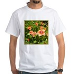 Scarlet Pimpernel White T-Shirt