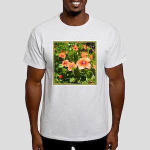 Scarlet Pimpernel Ash Grey T-Shirt
