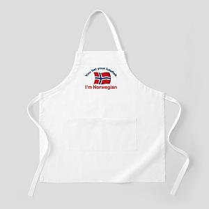 Norwegian Lutefisk BBQ Apron