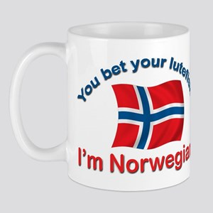 Norwegian Lutefisk Mug